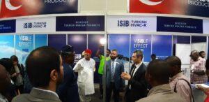 İSİB, Afrika pazarlarında emin adımlarla ilerliyor